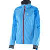 Salomon W's Momemtum Softshell Jacket Blue Line/Blue